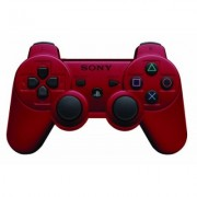 Manette PS3 Dualshock 3 - Rouge
