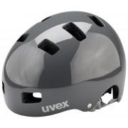 UVEX hlmt 5 bike Helm grey 58-61 cm 2016 Fahrradhelme