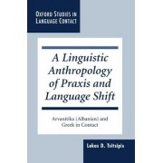 A Linguistic Anthropology of Praxis and Language Shift by Lukas D. Tsitsipis