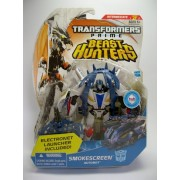 Transformers Prime Smokescreen - Beast Hunters - Deluxe