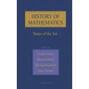 History of Mathematics by Menso Folkerts