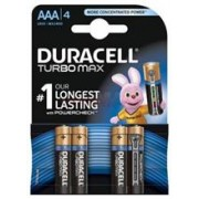 Baterii - Duracell Turbo Max Aaak4 Nou - 81480619