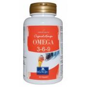 Omega 3-6-9 - 90 gélules - 1400 mg