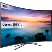 Televizor LED Samsung UE78KU6500, curbat, smart, Ultra HD, PQI 1600, 8 inch, DVB-T2/C/S2, argintiu