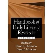 Handbook of Early Literacy Research: Volume 2 by David K. Dickinson
