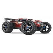 Traxxas E-Revo Brushless Edition 1:10 Electric engine Toy car - vehículos de tierra por radio control (RC) (1:10, Listo para usar, Motor eléctrico, Cochecito de juguete, Tracción en las cuatro ruedas (4x4), Sin escobillas)