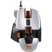 Mouse Gaming Laser Cougar 700M 8200 DPI Silver