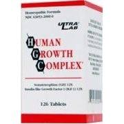 hgh complex - hormone naturelle - 126 comprimés