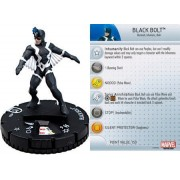 Marvel Heroclix: Guardians of the Galaxy Set Black Bolt #036