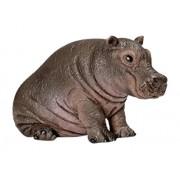 Schleich - Figura cría de hipopótamo (14682)