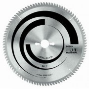 Panza de ferastrau circular banc/stationar,ALU-Multi Material 400x30mm