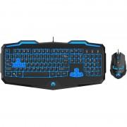 Kit tastatura si mouse Newmen KM-808 Gaming Combo