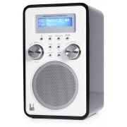 Radio FM/DAB con ricevitore Bluetooth, Nero