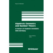 Algebraic Geometry and Number Theory by Victor Ginzburg
