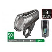 Trelock LS 560 I-GO CONTROL Frontlicht schwarz Batteriebeleuchtung vorne