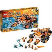 Lego Chima 70224 Kommandozentrale der Tiger