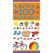 My First 100 English Words by Catherine Bruzzone