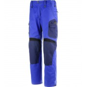 Modyf Pantalon De Travail Premium Line Plus Royal/marine