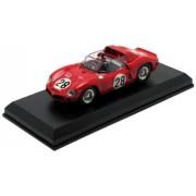 Art Model - Art042 - Véhicule Miniature - Modèle À L'échelle - Ferrari Dino 246 Sp - Le Mans 1962 - Echelle 1/43