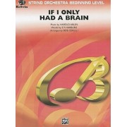 If I Only Had a Brain by Harold Arlen