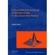 Computational Analysis of Randomness in Structural Mechanics: Vol. 3 by Christian Bucher