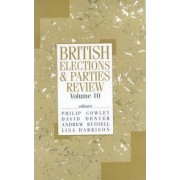 British Elections and Parties Review: Volume 10 by David Denver