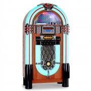 Auna Graceland-XXL Jukebox USB SD AUX CD FM/AM