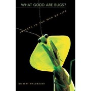 What Good Are Bugs? by Dr. Gilbert Waldbauer