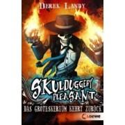 Skulduggery Pleasant 02. Das Groteskerium kehrt zurück by Derek Landy
