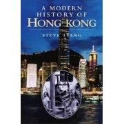 Modern History of Hong Kong by Steve Tsang