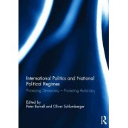International Politics and National Political Regimes by Peter Burnell