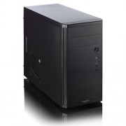 Fractal Design Core 1100 Series - Custodia micro ATX, colore: Nero / Perlato