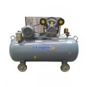 Compresor de aer Stager HM-V-0.6/200, 400 V, 600 l/min, 8 bar, 200 l