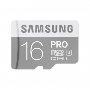 Card Samsung microSDHC PRO 16GB Clasa 10 UHS-I U3