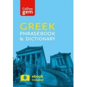 Collins Greek Phrasebook and Dictionary by Collins Dictionaries