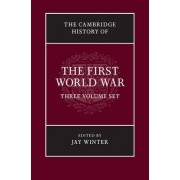 The Cambridge History of the First World War 3 Volume Paperback Set by Dr Jay Winter