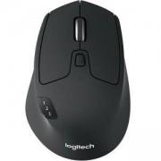 Безжична мишка Logitech M720, Bluetooth, 1000 dpi, Черна, 910-004791