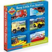 Fireman Sam: Busy Little Fire Station by Egmont Publishing UK