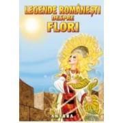 Legende romanesti despre flori