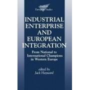 Industrial Enterprise and European Integration by Jack Hayward