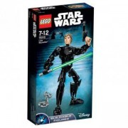 Сглобяема фигура ЛЕГО СТАР УОРС - Люк Скайуокър, LEGO Star Wars, 75110