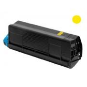 Toner do OKI C5250 C5450 C5510 C5540 - OKI C5250 YELLOW