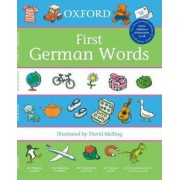 Oxford First German Words by Neil Morris