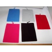 Husa universala catifelata (diverse culori) pentru tablete de 7inch