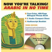 Now You're Talking! Arabic in No Time by Hilary Wise