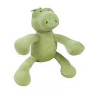 GARY ALLIGATOR (6in) 15cm (Green) PETITE PLUSH SQUEAKER FOR DOGS