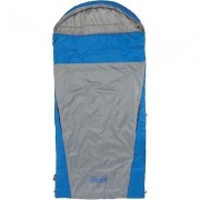 Coleman New 2-In-1 Sleeping Bag In Blue/Green For Temp -1 ⁰C To 21 ⁰C