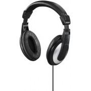 Casti Stereo Hama HK-5619, Microfon (Negru)