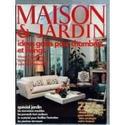 Maison Et Jardin N° 223 Du 01/05/1976 - Idees Gaies Pour Chambres Et Livings - Special Jardin.