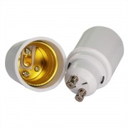 Redukcia na žiarovku zo závitu GU10 na E27